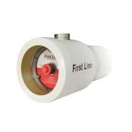 恒远远大First Line膜壳配件端盖堵头密封圈适配器firstline承压板膜滤芯F80-300