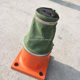 澳尔新起重机大车防撞器 行车液压缓冲器 HYG40-100