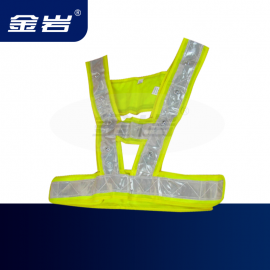 jin岩LED警示背心 信号灯SZSW2780
