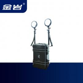金岩多gongneng手提箱式升降LEDdeng/移dongzhao明系统ZW3551