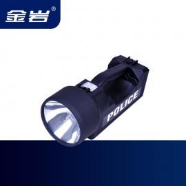 金岩强光搜索灯 大按钮设计手提探照灯SW2360