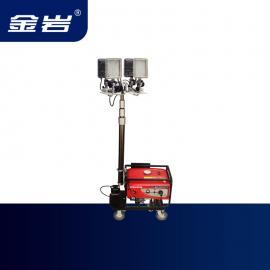 金岩轻便型升降移动照明灯ZW3520B