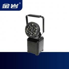 金岩轻便式多功能强光灯 防爆探照灯SW2401