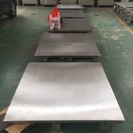 jia禾衡器fangbao带4-20MA输出3000公斤地磅秤,不锈钢fangbao3000kg电zi平tai秤SCS-EX