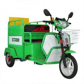 洁乐美电动环卫垃圾车电动垃圾清运车小区物业专用垃圾车BJ-1