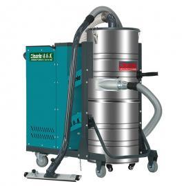 洁乐meiGS-7510新款优惠da功率7.5KW吸钢砂抛wan用工业吸尘器100L