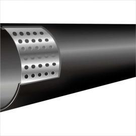 梓哲孔网钢带聚乙烯复合管110