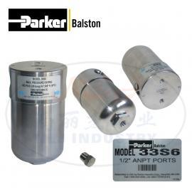 Parker(派克)Balstonguo滤器wai壳33S6