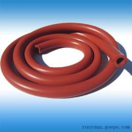 若远耐老化发泡硅胶管 可耐弱酸碱 硅胶条耐高温