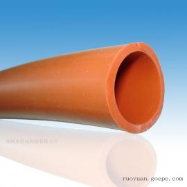 若远耐高温耐高压弹性强立式挤出硅胶管
