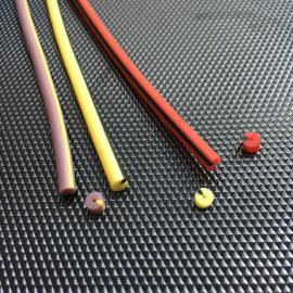 若远双色绝缘管多色硅胶管