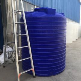 尿素溶液储罐 化工塑料大桶5吨定做加厚