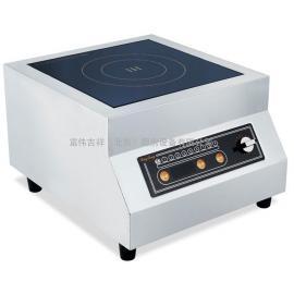 鼎��商用�磁�t 8000W大功率平�^�t�_式煲���t平面�磁灶DLB-8KW-R/380V