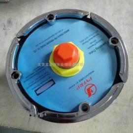PYFRP玻璃钢膜壳端盖8040300psi