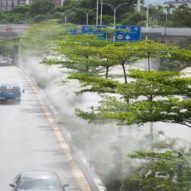 水云间景观园林雾效冷雾景观AG官方下载,假山喷泉人造雾效AG官方下载,微雾造景系统雾森设备