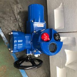 BERRE部分回转阀门电动执行器 电动调节风门执行器DQW60-0.5
