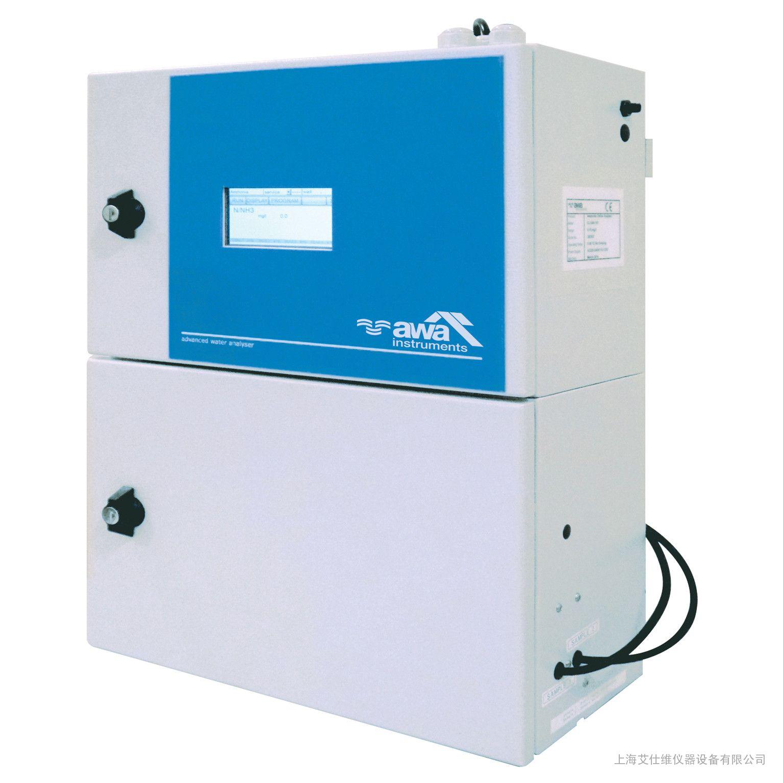 国标比色法 水杨酸法 氨氮在线分析仪 现货