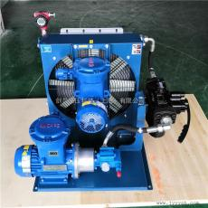 JIAN YI剑邑矿用防爆型减速机齿轮箱油冷却系统 防爆型液压润滑设备冷却散热ELDL-6-A6