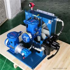 JIAN YI剑邑减速机齿轮箱油冷却系统 压力润滑冷却散热系统ELDL-6-A6