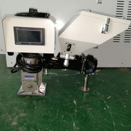 瑞朗色母机应用三层共挤吹膜机计量螺杆母粒机带搅拌无色差 RL-30-16