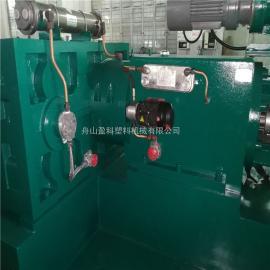 同向锥形双螺杆PE/PP/铝塑复合板材挤出机