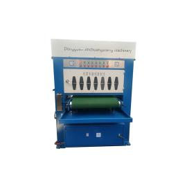 立创1000宽铁板自动拉丝机 铝板拉丝机 水磨拉丝机LC-ZL1000