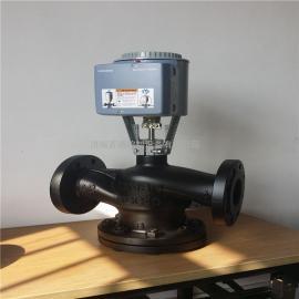 西门子比例积分调节阀温控阀蒸汽阀DN15-300