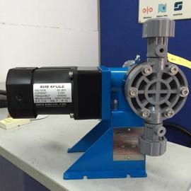 膜片式药液定量加药机 NIKKISO机械计量泵 BX系列BX50-PCF-H338
