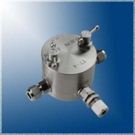 中力高温高压气体放空阀YT-4