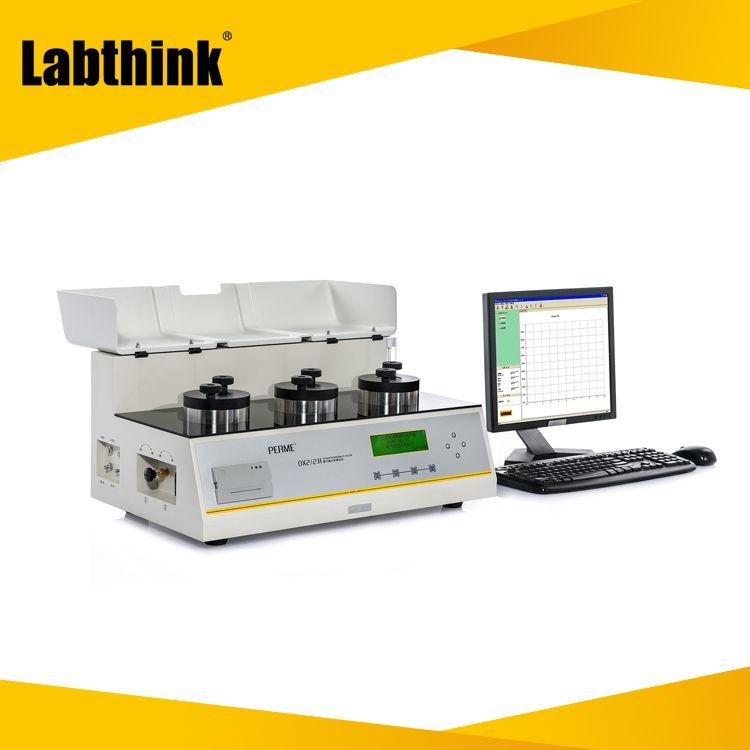 Labthink兰光OX2/231隐形眼镜材料透氧仪
