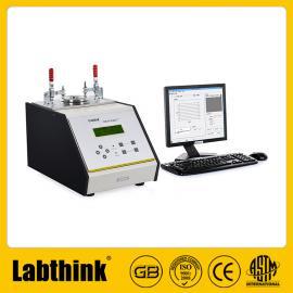 无纺布透气度测试仪织物透气仪