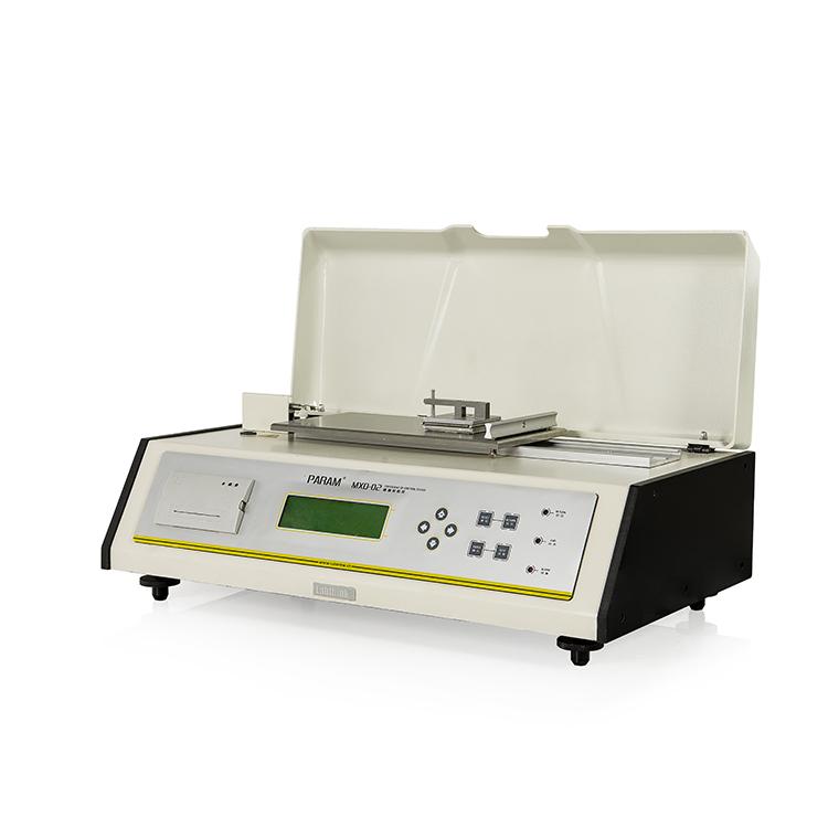 MXD-02医疗硅橡胶导管摩擦系数测定仪