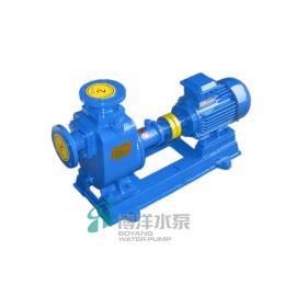 工博ZX,ZWL卧式连轴式电动自吸泵