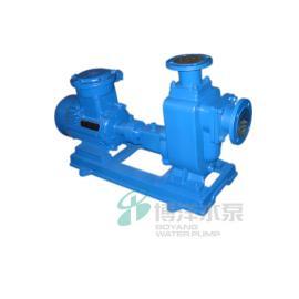 工博不锈钢卧式直连式自吸泵 管道泵ZWP