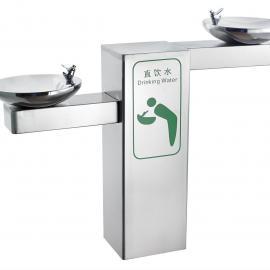 汇天下泉公共喷泉直饮水台QW-4RO