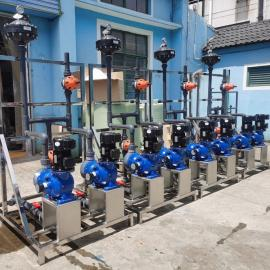 SEKO水处理加药计量泵 大流量 2300L 赛高机械隔膜计量泵 MM2I179G31E40800