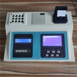 尚德环保(FXSUNDE)多参数水质检测仪 COD氨氮总磷总氮浊度溶解氧PH电导率SN-200T-40