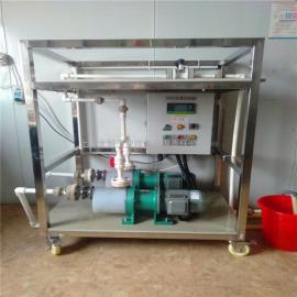 龙魁xiao型移动xiao车液tibian频定量控制系统WDK