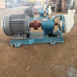 黄龙FSB、FSB-L型氟塑料离心泵50FSB-30L氟塑料离心水泵