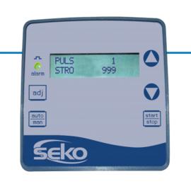 SEKO杀菌剂阻垢剂AG官方下载,PAC PAM加药泵EMC600/EMC603/EMC803EMC800