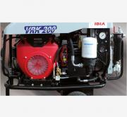 IBIX进口螺杆机 意大利进口空压机 移动压缩机VRK200