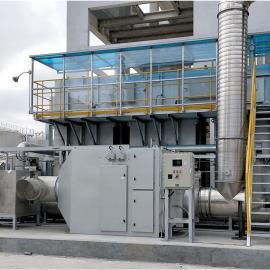 RCO催化燃烧吸附脱附废气环保净化设备