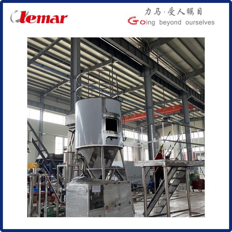 力马食品添加剂喷雾干燥机100kg/h
