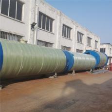 思源详述智能一体化污水泵站运行过程Φ2.5*H6