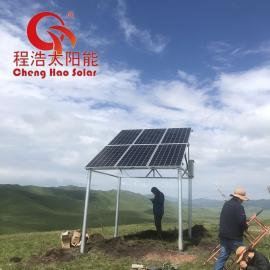 程浩新能源移动塔太阳能离网光伏电站 信号塔太阳能供电系统CH-GF-2KW