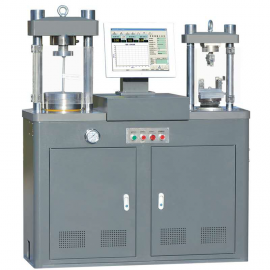 HYE-300B-D电液伺服压力试验机