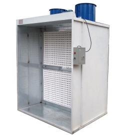 环保型干式喷漆台-干式喷漆柜 无废水处理