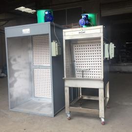 实验室用干式喷漆柜