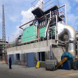 万纯HL天然气发动机烟气脱硝设备 燃气动力设备NOX处理 SCR脱硝装置