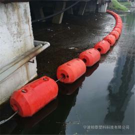 柏泰自浮式�L筒�r污排 漂浮水上�r垃圾塑料�b置介�B